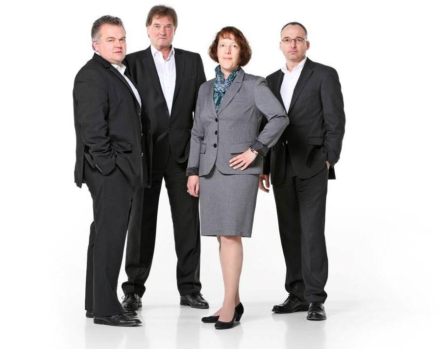 Die Geschäftsführung der SPRINGTEC Group