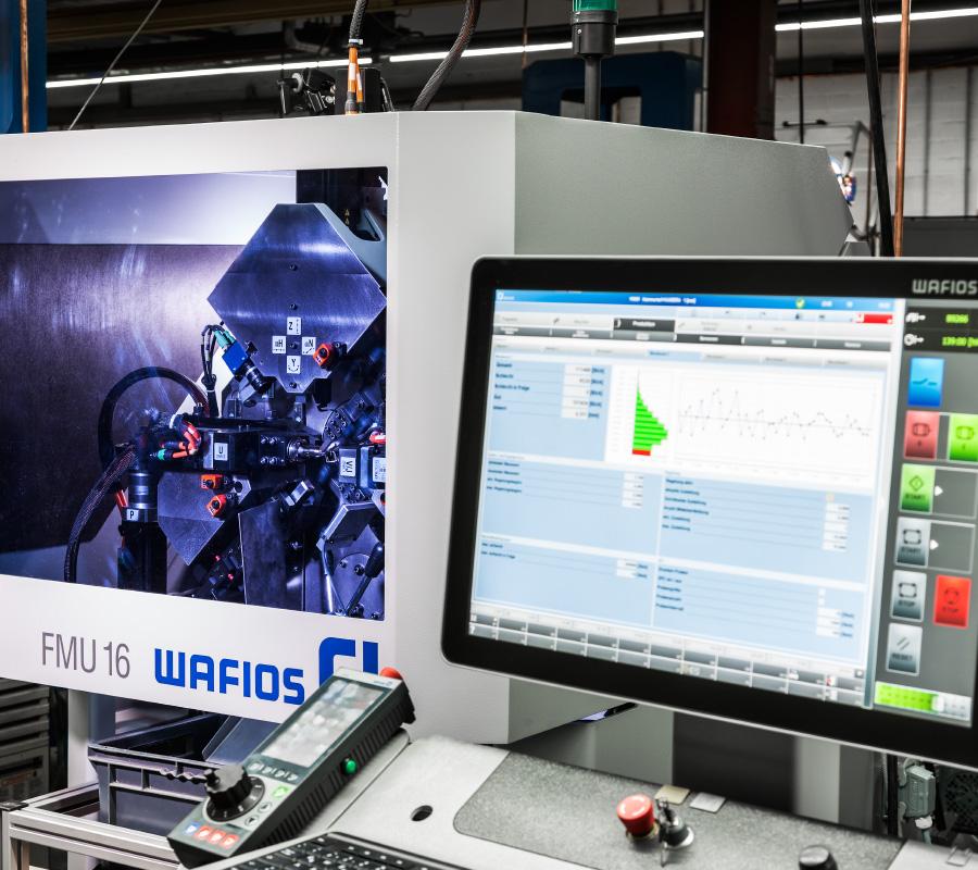 Federwindetechnologie der SPRINGTEC Group
